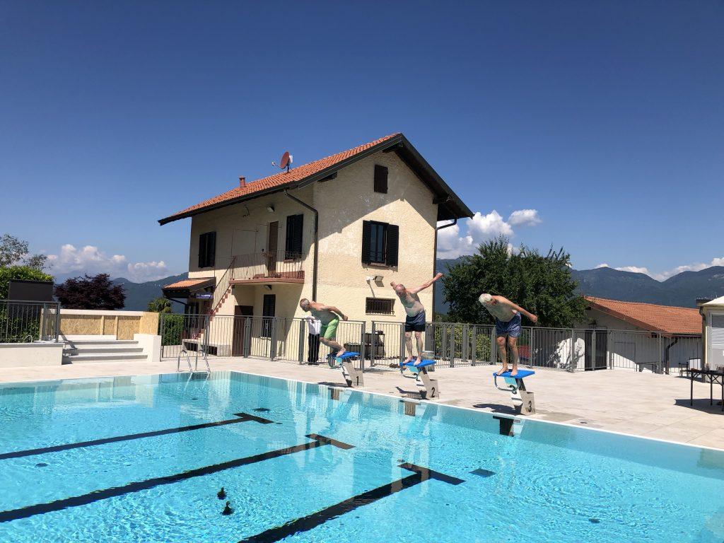 Zwembad Vakantiepark Villaggio Olandese